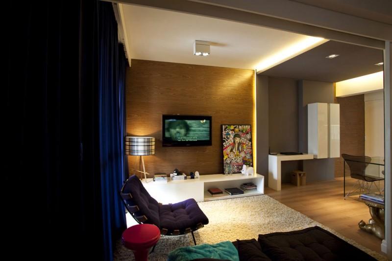 малък, но красив апартамент от маурицио карам 10