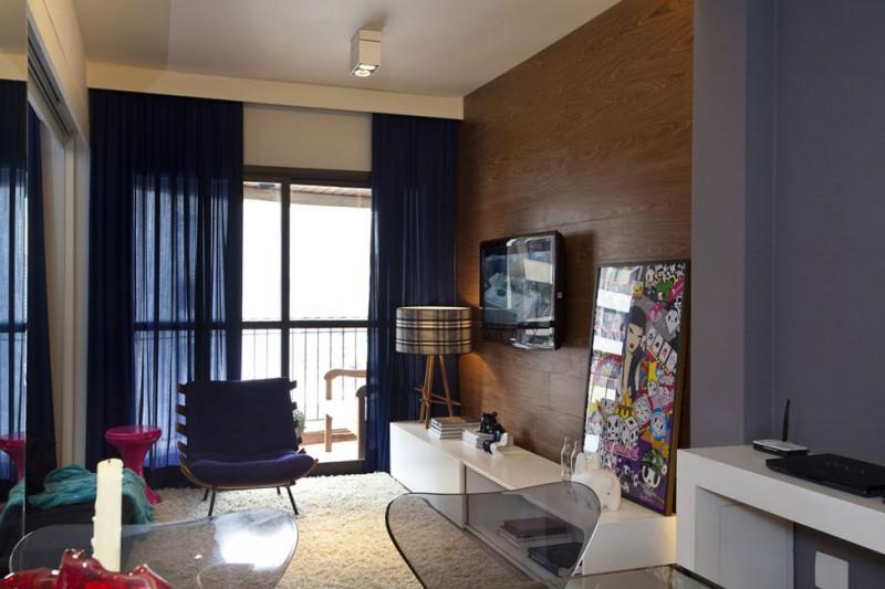 малък, но красив апартамент от маурицио карам 4