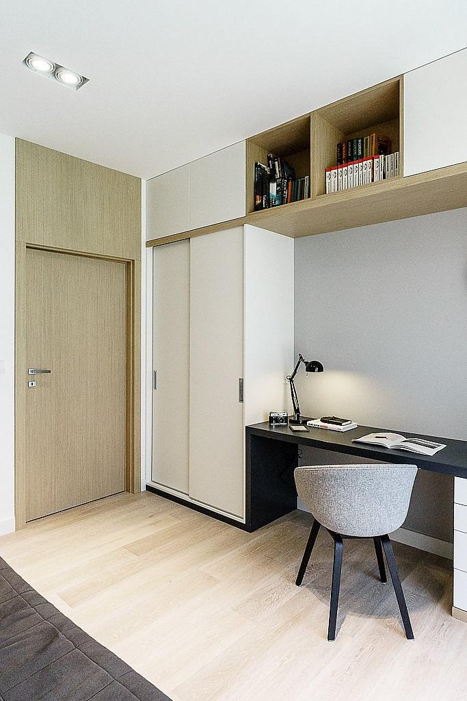 стилен апартамент със светъл интериор в полша_детска стая_5
