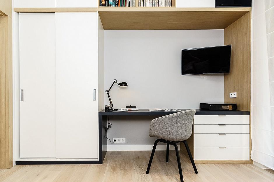 стилен апартамент със светъл интериор в полша_детска стая_6