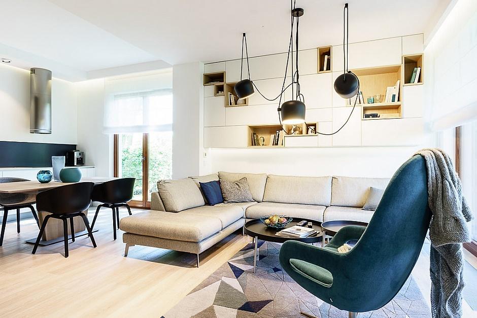 стилен апартамент със светъл интериор в полша_2