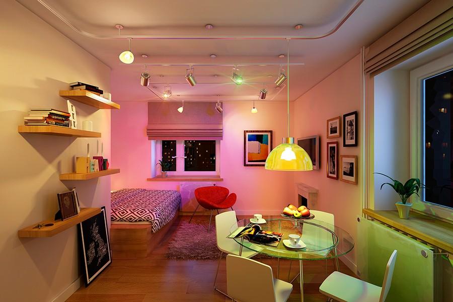 Малък цветен апартамент3