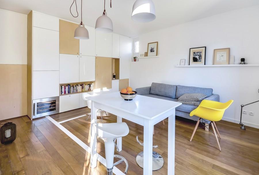 апартамент за двама в Париж 2