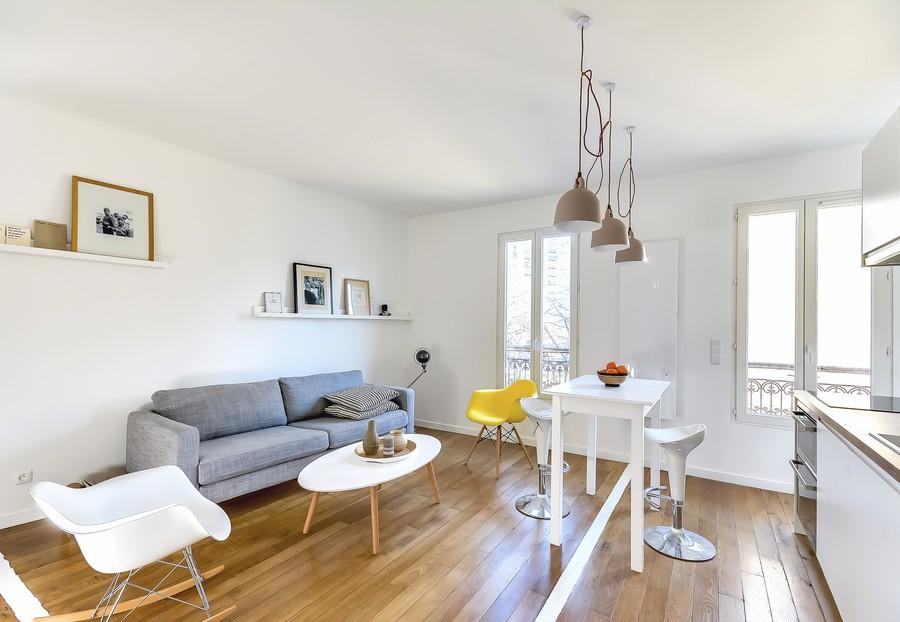 апартамент за двама в Париж 3