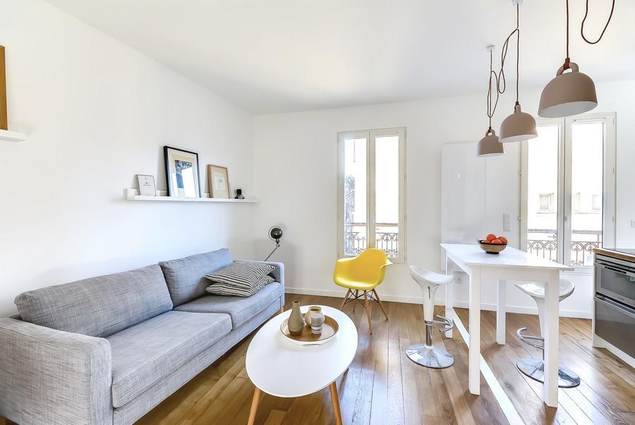 апартамент за двама в Париж 4