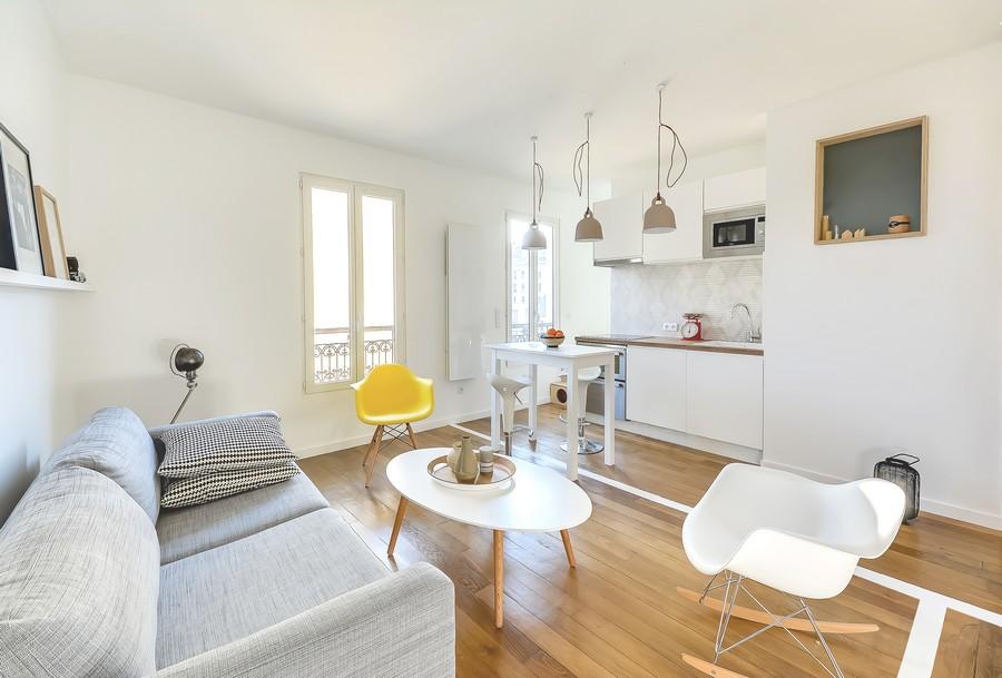 апартамент за двама в Париж 5