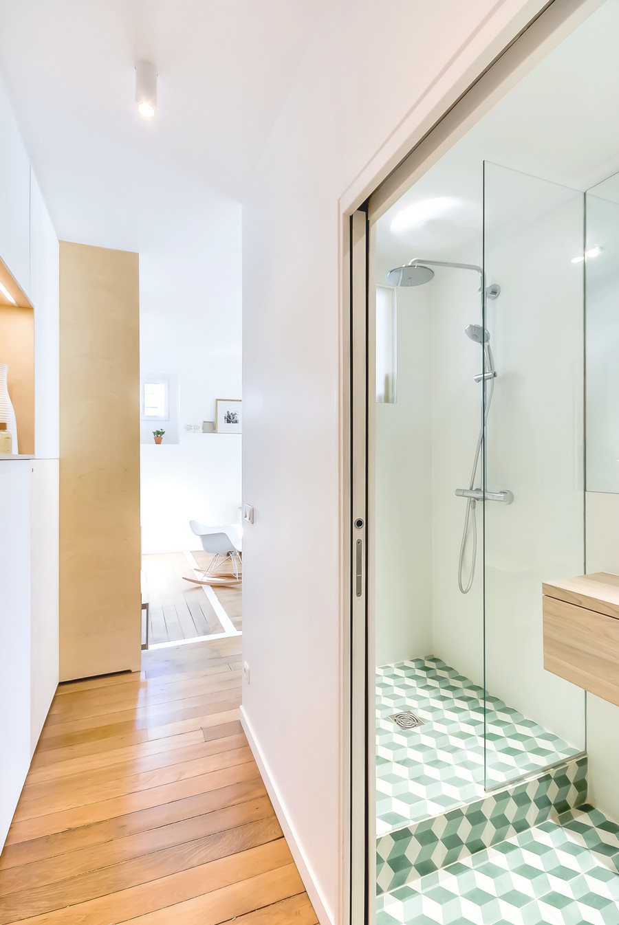 апартамент за двама в Париж 8