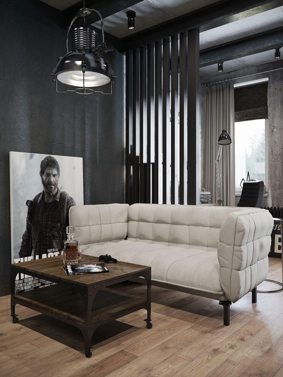 индустриален стил и черно 2