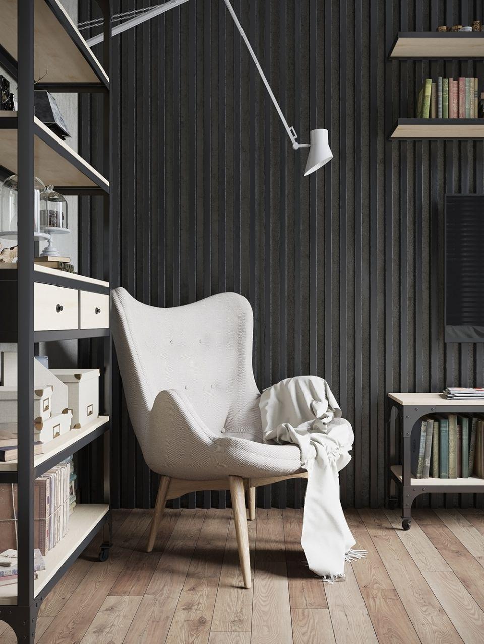 индустриален стил и черно 9