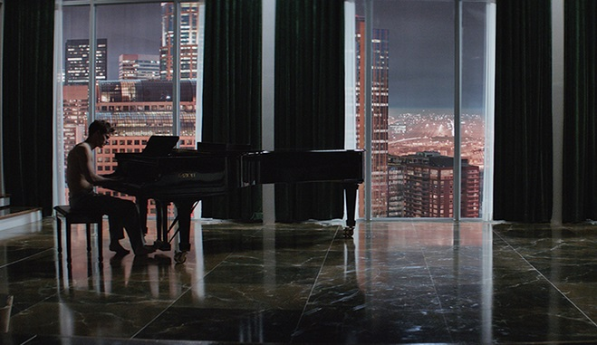 Christian Gray`s apartment