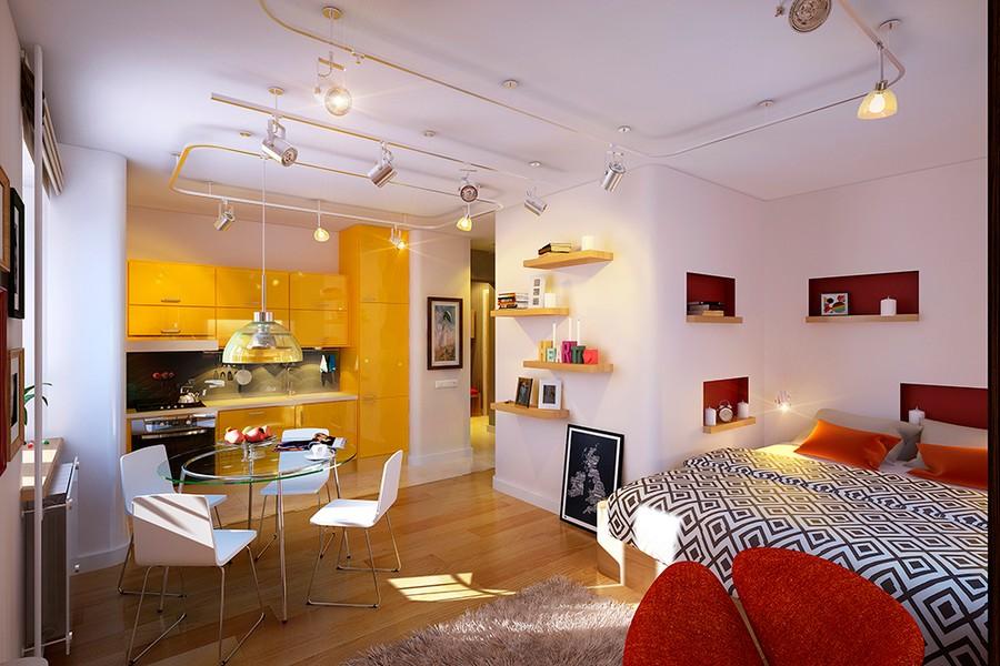 цветен апартамент Санкт Петербург