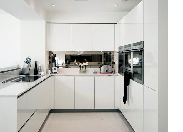 кухня в бяло 23