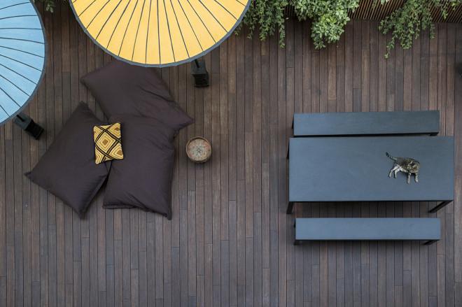 просторен апартамент торино вътрешен двор 4