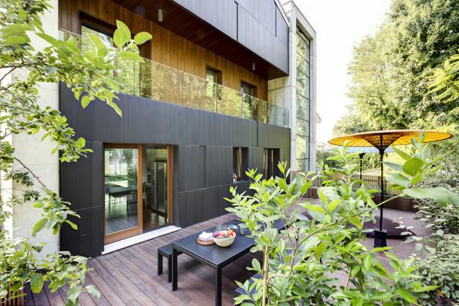 просторен апартамент торино вътрешен двор