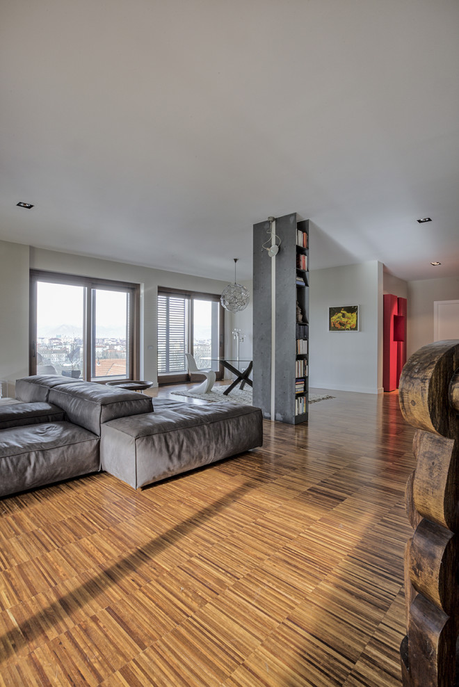 просторен апартамент торино 2