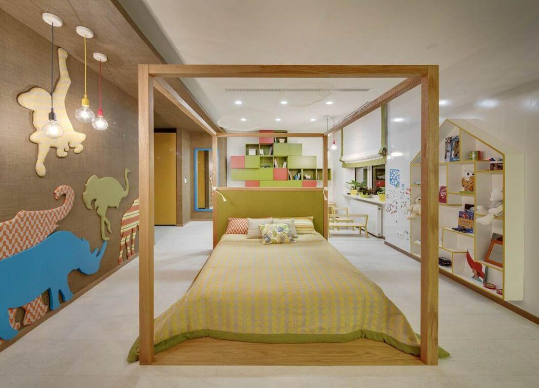 просторен апартамент 14