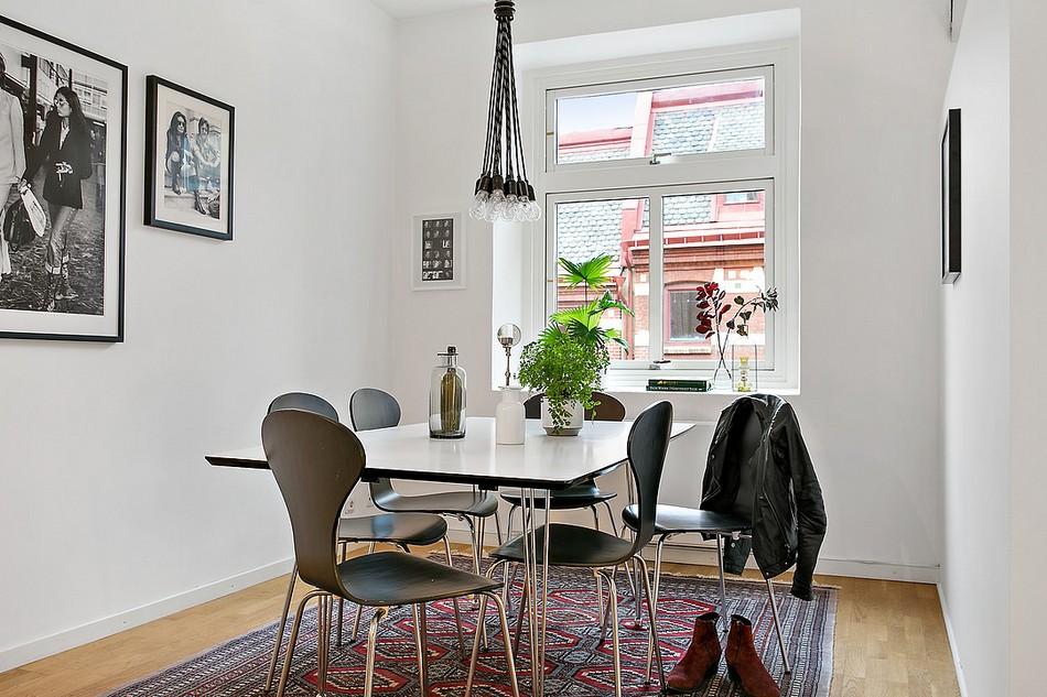скандинавски апартамент 11