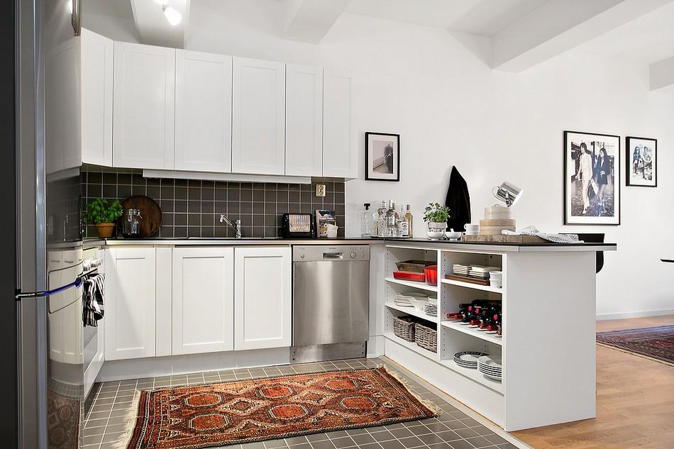 скандинавски апартамент 14