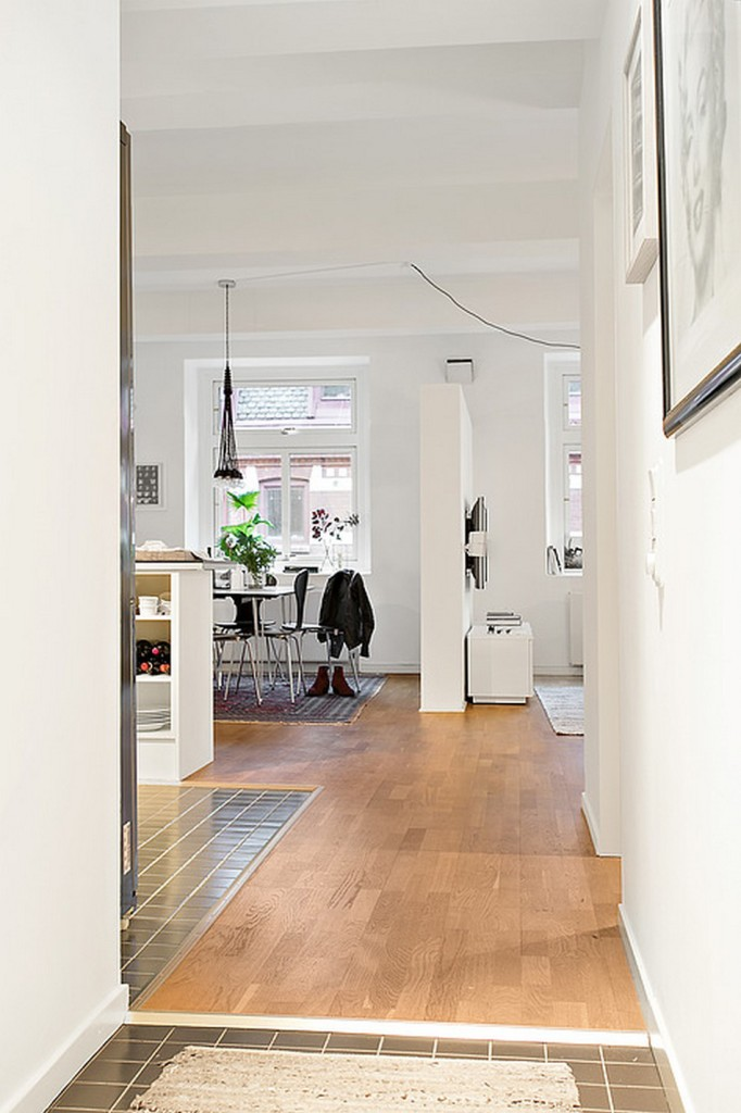 скандинавски апартамент 18