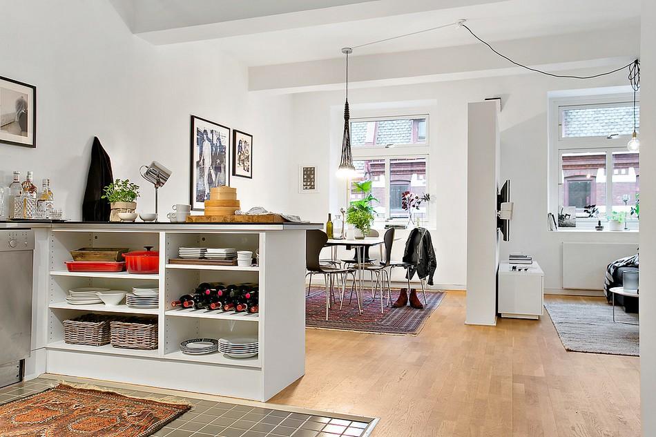 скандинавски апартамент 2