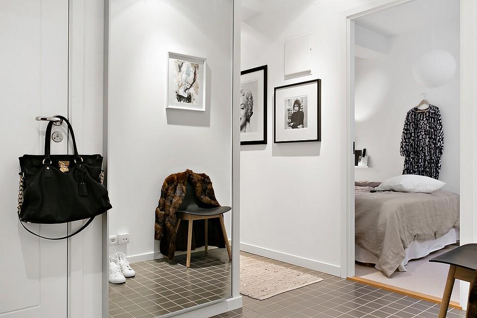 скандинавски апартамент 22