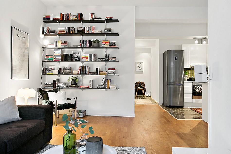 скандинавски апартамент 3