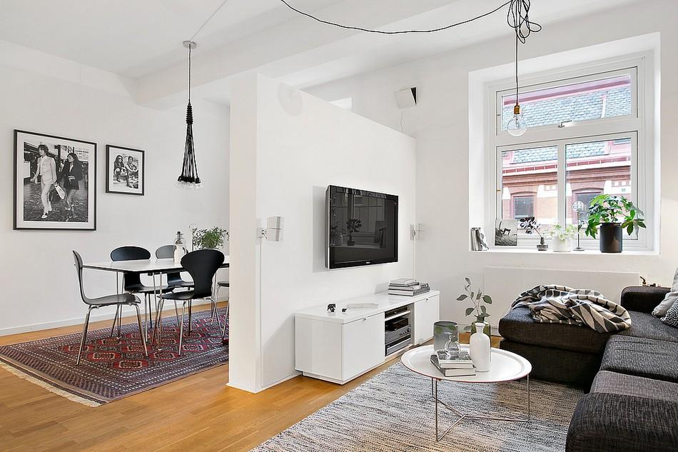 скандинавски апартамент 5
