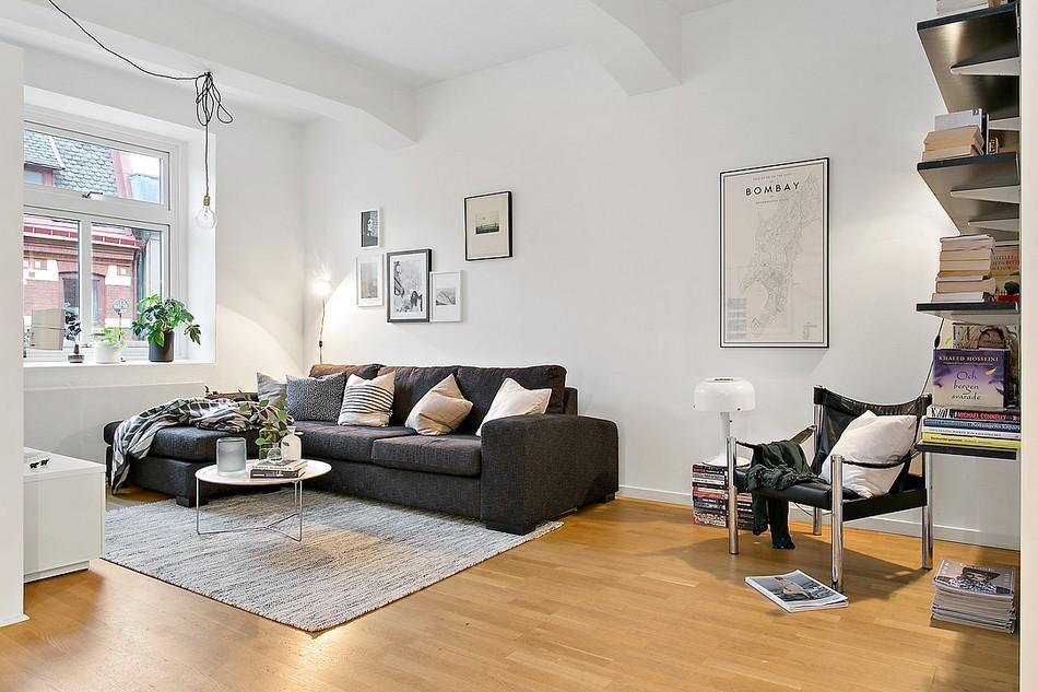 скандинавски апартамент 7