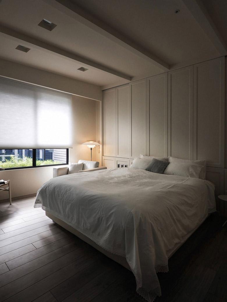 уютен апартамент в тайван с място за четене_спалня 1