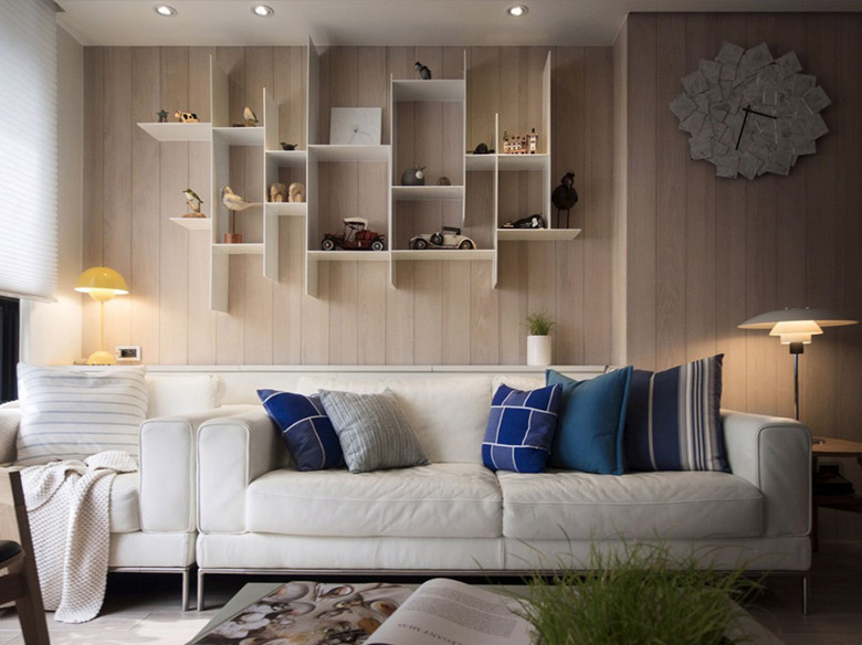 уютен апартамент в тайван с място за четене_4