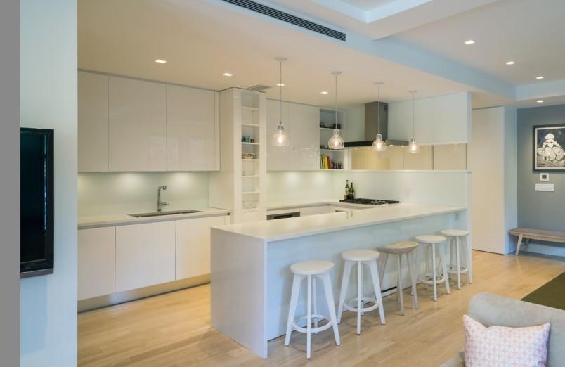 кухня в бяло 13