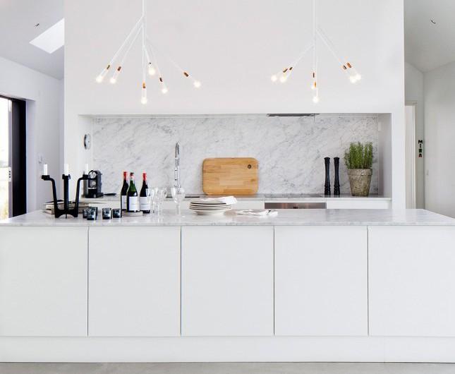 кухня в бяло 21