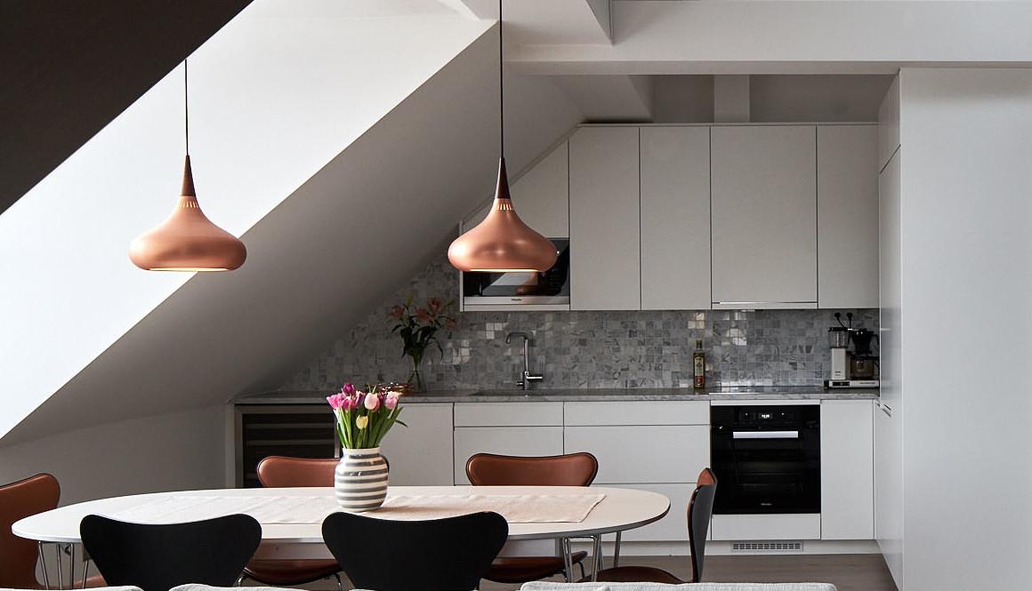кухня в бяло 22