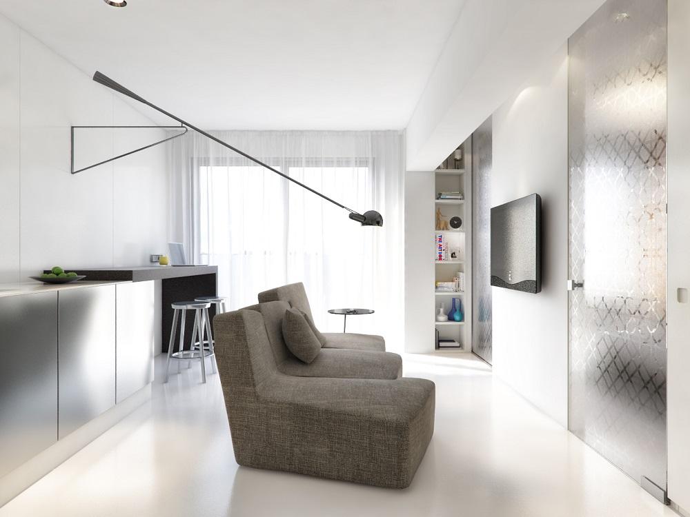 студентски апартамент