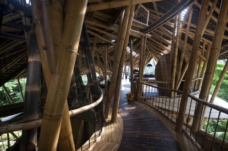бамбукови къщи 13