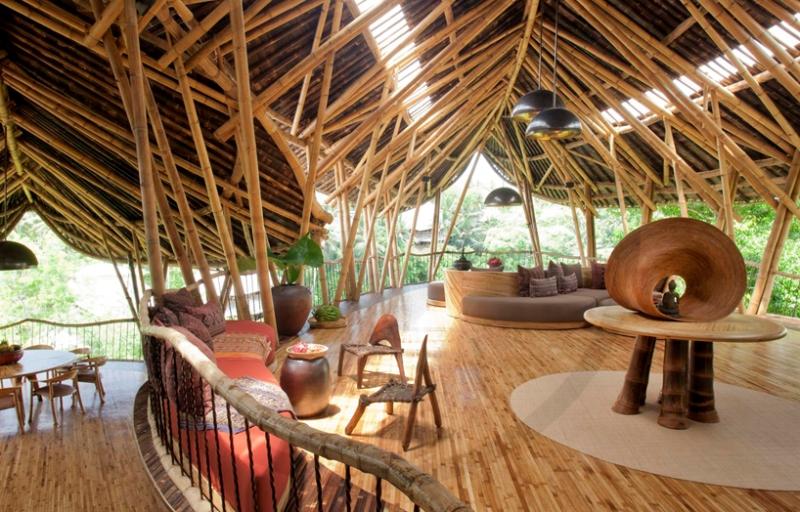 бамбукови къщи 2