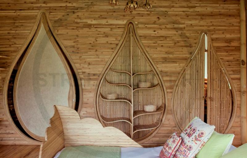 бамбукови къщи 8