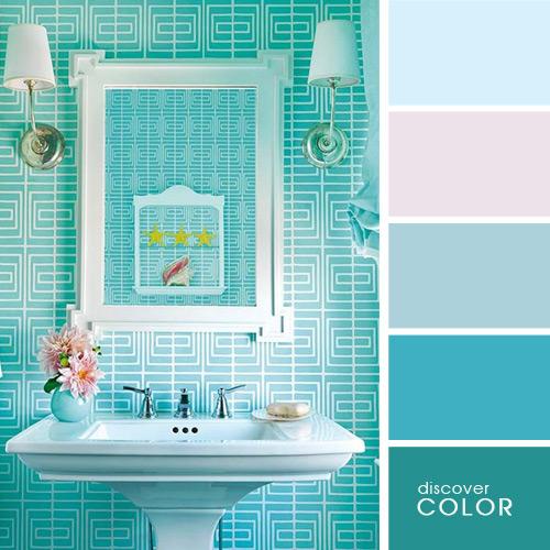 баня в синьо