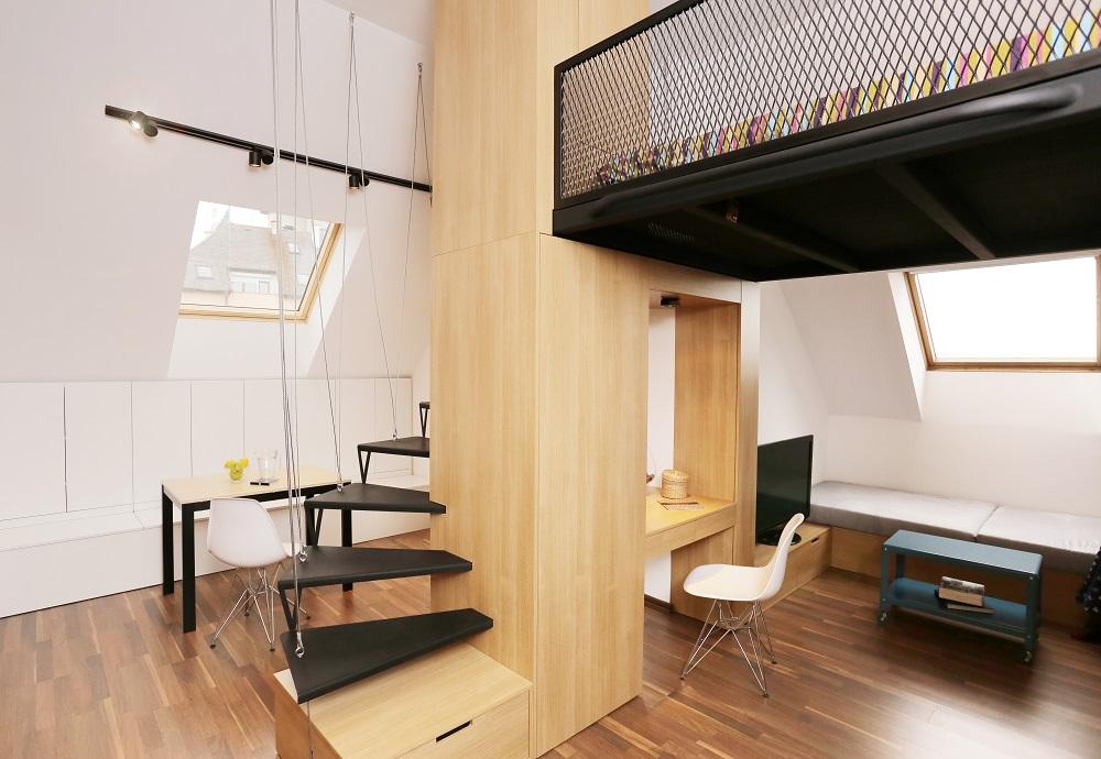 малък апартамент София 1