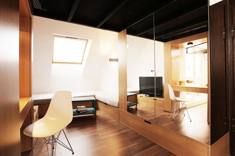 малък апартамент София 11