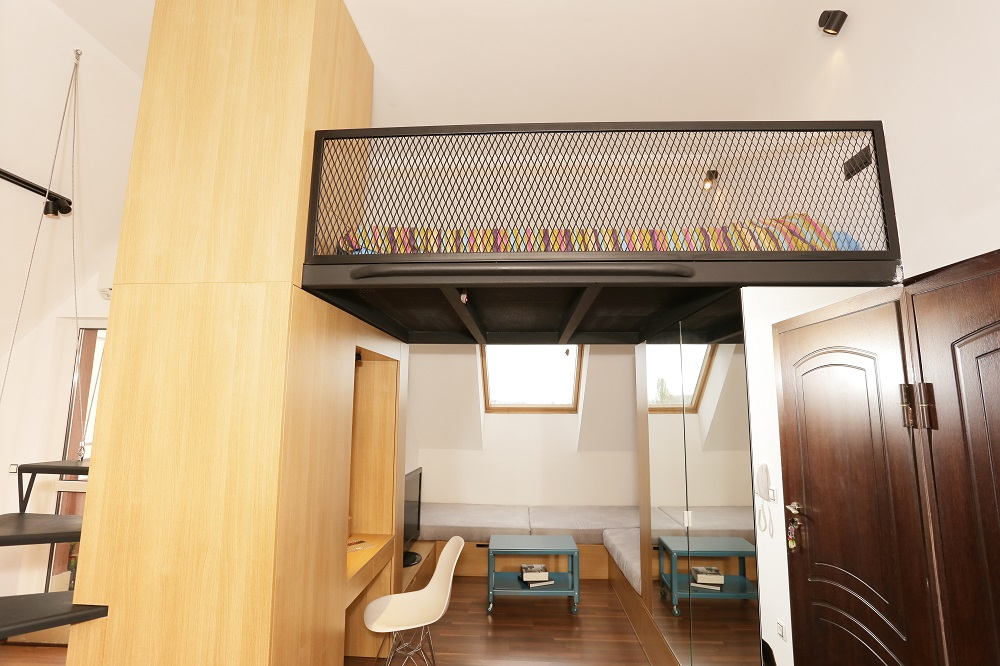 малък апартамент София 4