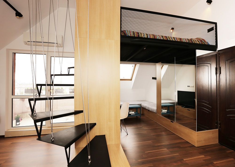 малък апартамент София 5