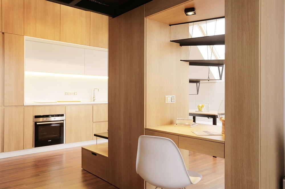 малък апартамент София 9