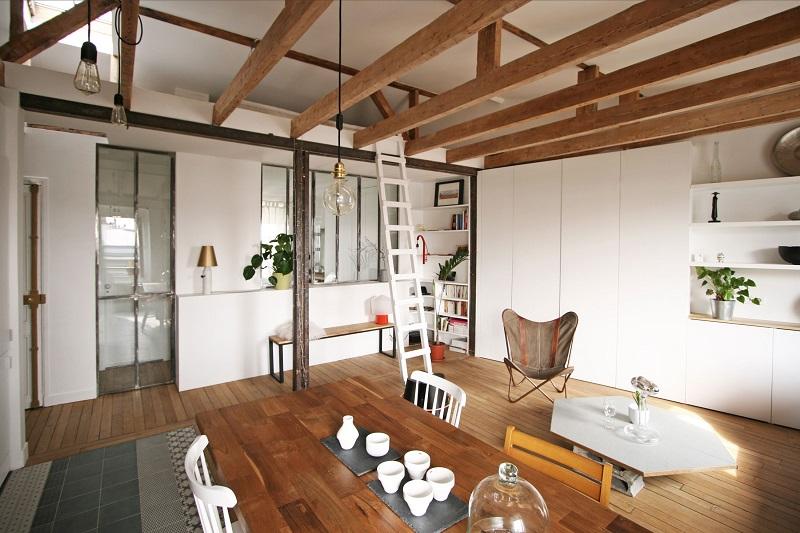 малък апартамент в париж 1