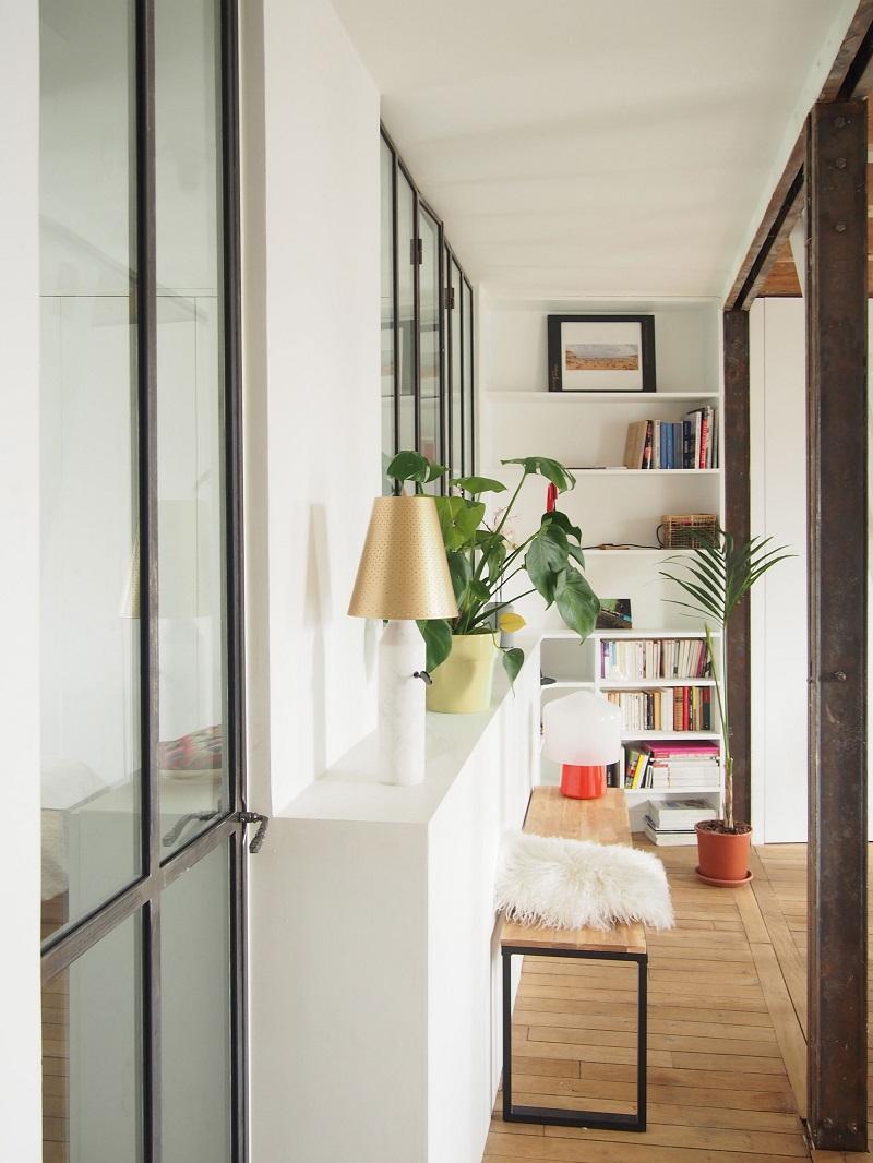 малък апартамент в париж 11