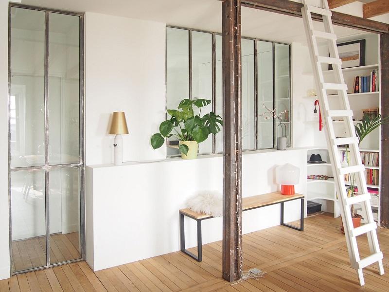 малък апартамент в париж 14