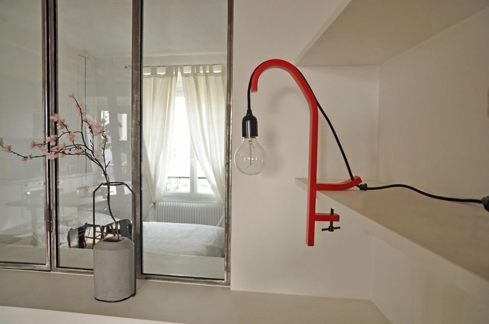 малък апартамент в париж 16