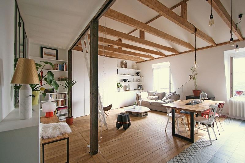 малък апартамент в париж 2