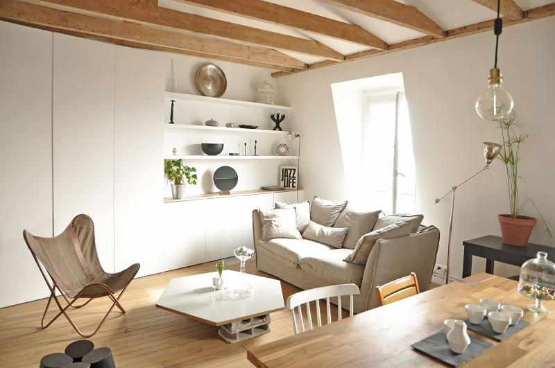 малък апартамент в париж 3