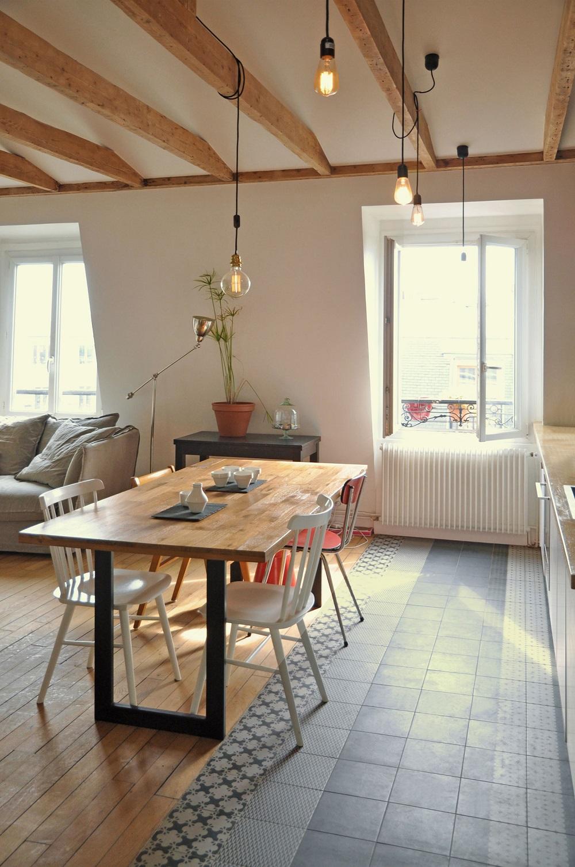 малък апартамент в париж 8